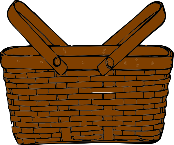 Basket clipart #7, Download drawings