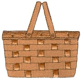 Basket clipart #6, Download drawings