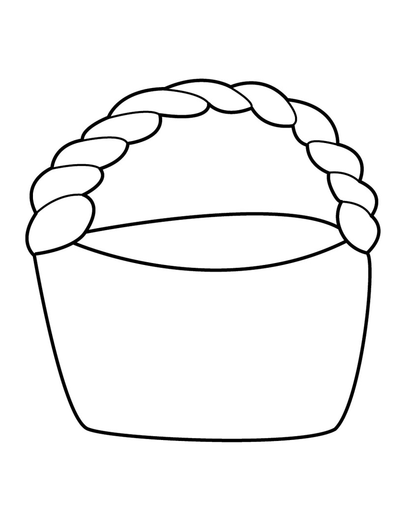 Basket clipart #3, Download drawings