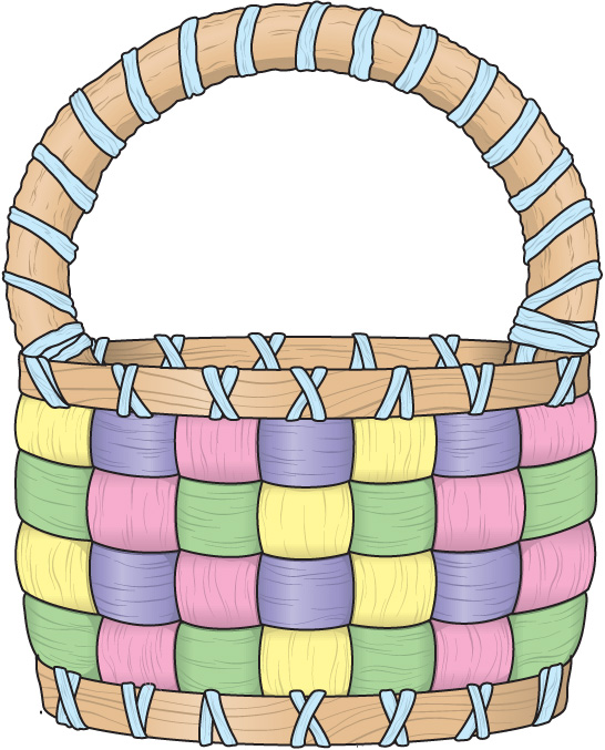 Basket clipart #8, Download drawings