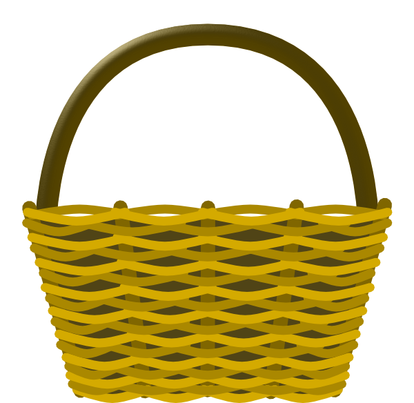 Basket clipart #14, Download drawings