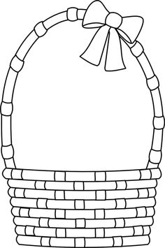 Basket coloring #13, Download drawings