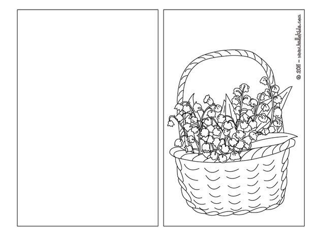 Basket coloring #6, Download drawings