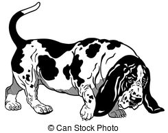 Basset clipart #13, Download drawings