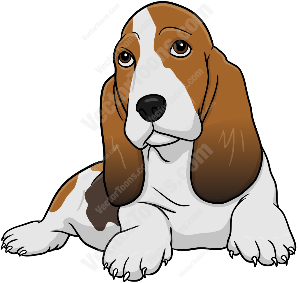 Basset clipart #4, Download drawings