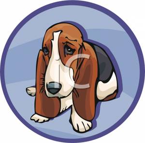 Basset clipart #14, Download drawings
