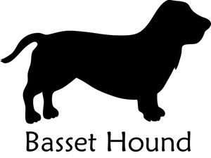 Basset Hound clipart #19, Download drawings