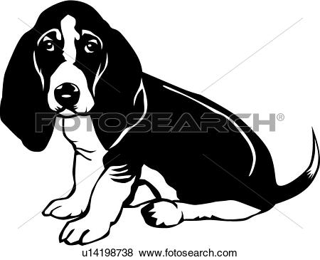 Basset Hound clipart #18, Download drawings