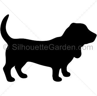 Basset Hound svg #11, Download drawings