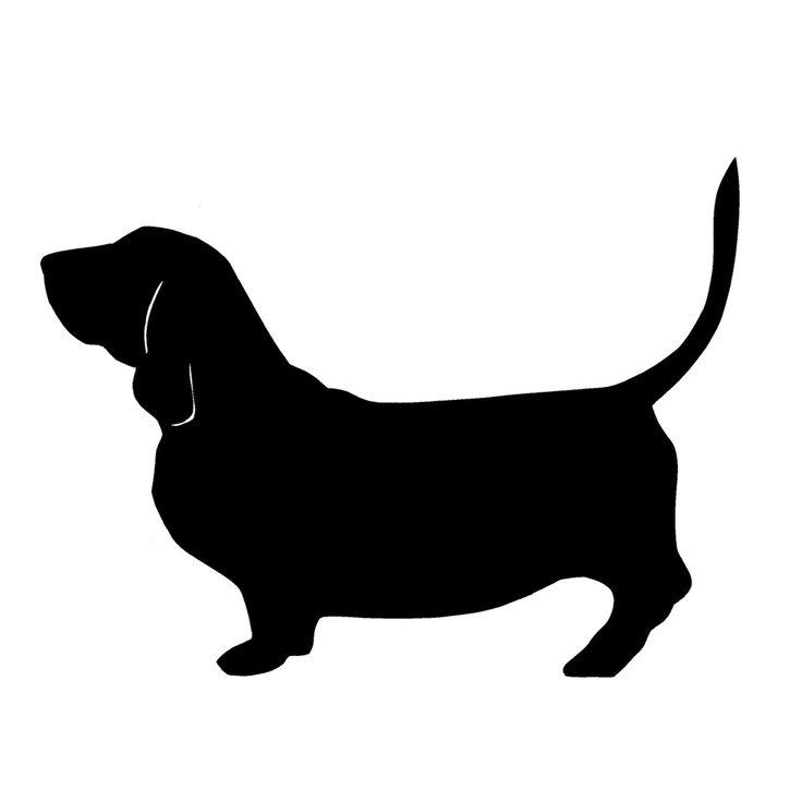 Basset Hound svg #4, Download drawings