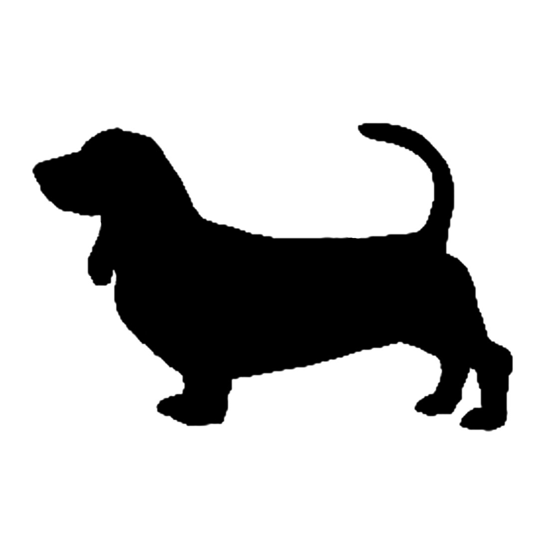 Basset svg #5, Download drawings