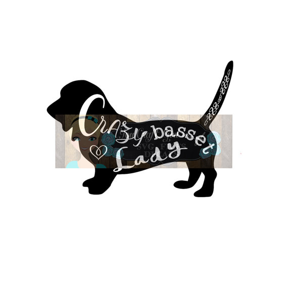 Basset svg #19, Download drawings