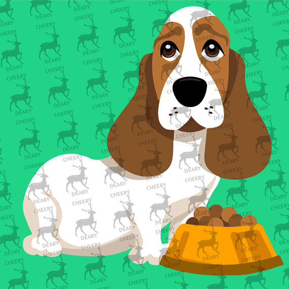 Basset svg #7, Download drawings