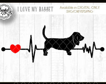 Basset svg #6, Download drawings