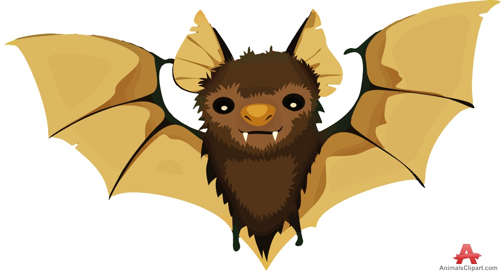 Bat clipart #1, Download drawings