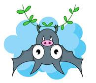 Bat clipart #14, Download drawings