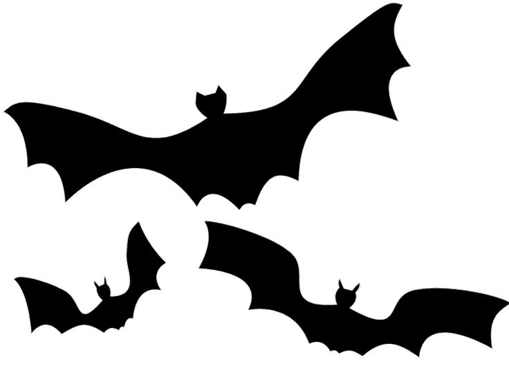 Bat clipart #3, Download drawings