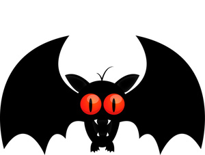Bat clipart #11, Download drawings