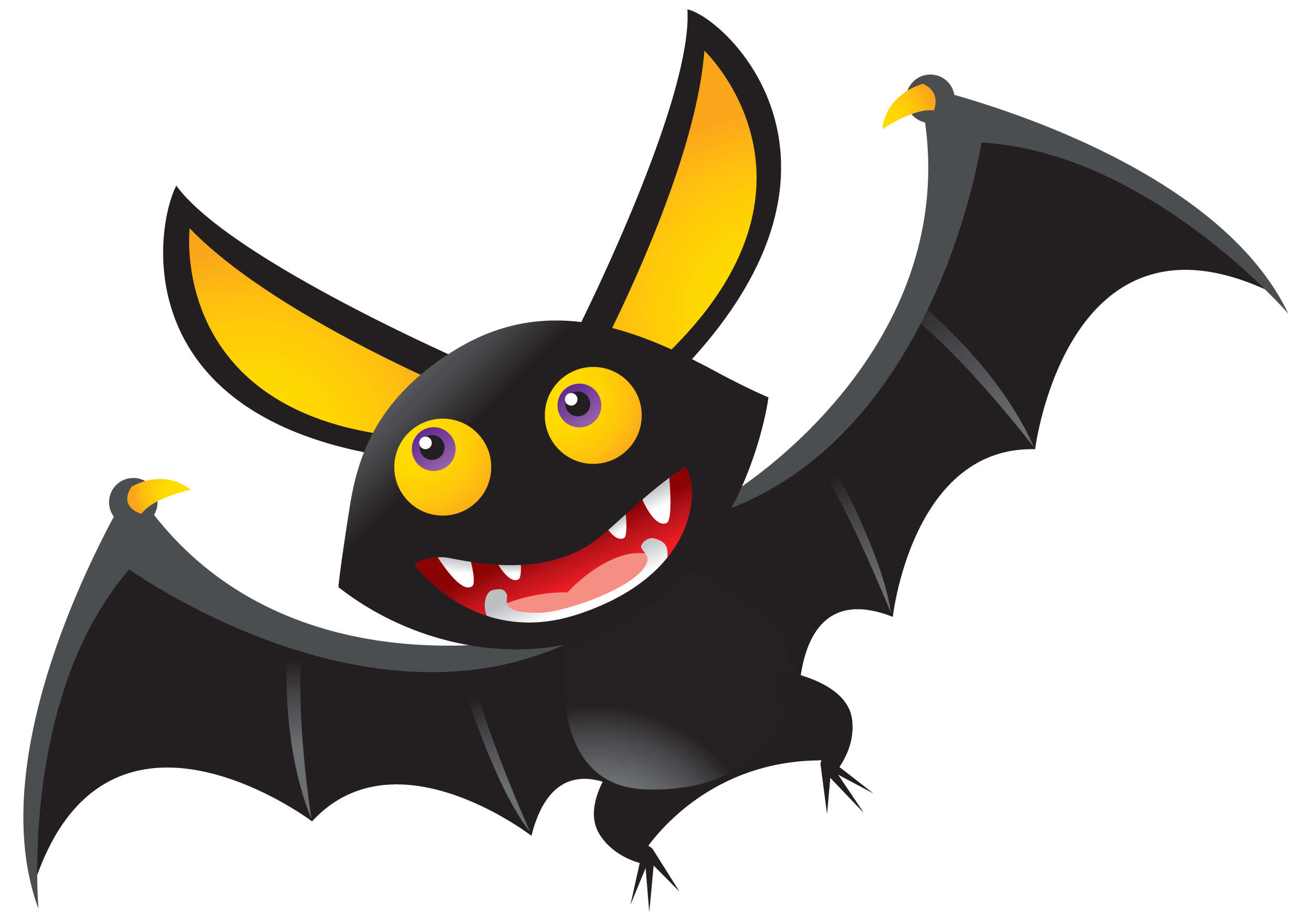 Bat clipart #9, Download drawings