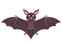 Bat clipart #20, Download drawings