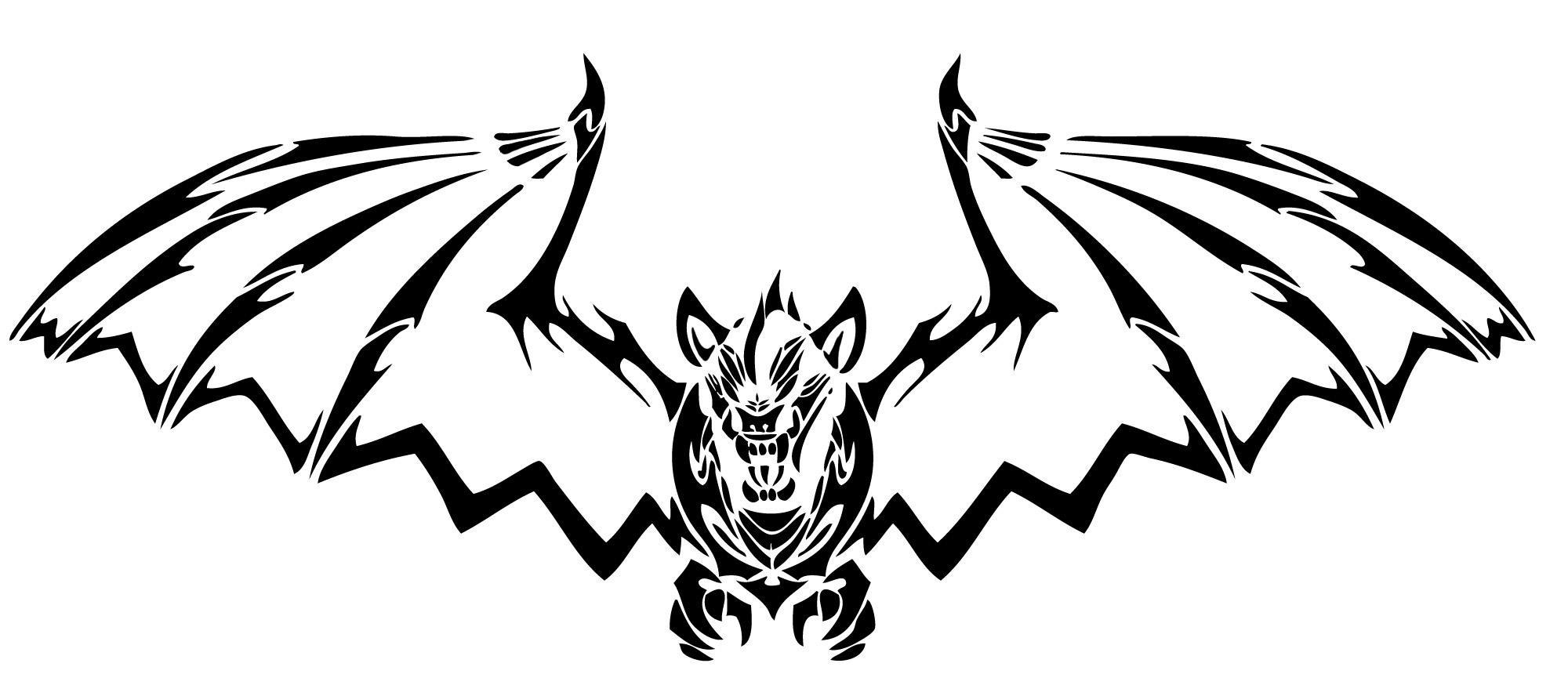 Bat coloring #5, Download drawings