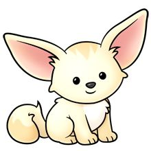 Bat-Eared Fox clipart #13, Download drawings