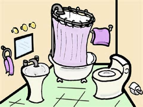 Bathroom clipart #7, Download drawings