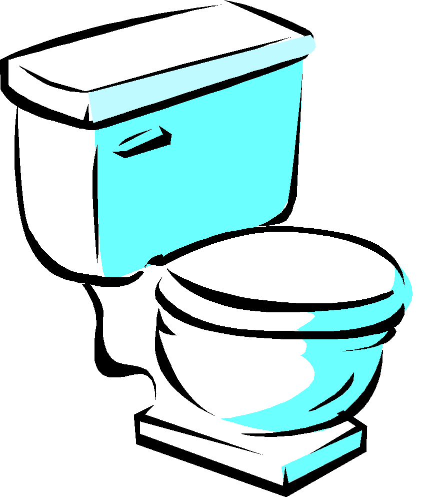 Bathroom clipart #1, Download drawings