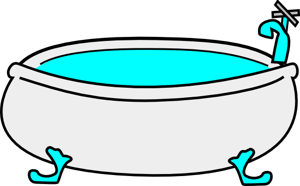 Bathtub clipart #2, Download drawings