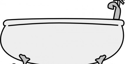Bathtub clipart #11, Download drawings