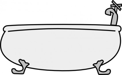 Bathtub clipart #14, Download drawings