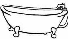 Bathtub coloring #14, Download drawings