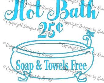 Bathtub svg #7, Download drawings