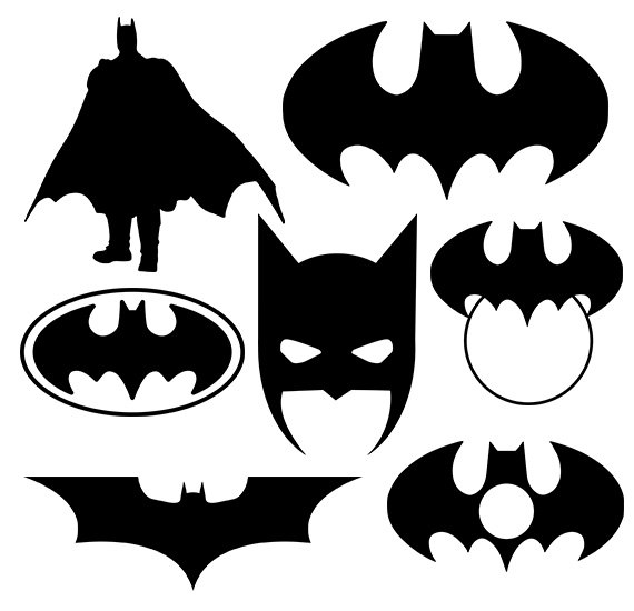 Batman svg #4, Download drawings