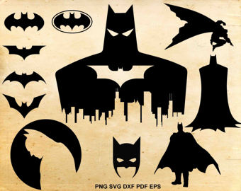 Batman svg #2, Download drawings