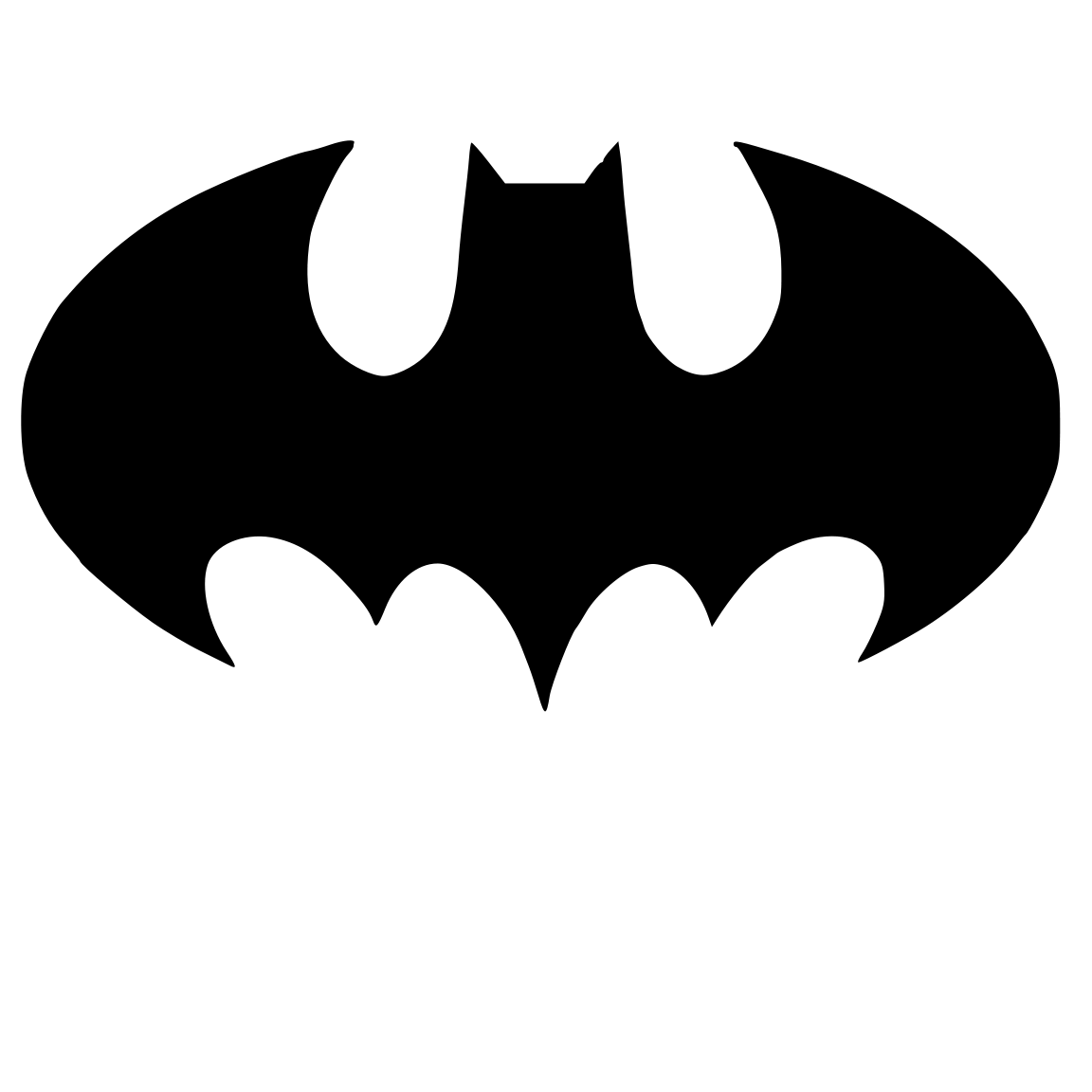 Batman svg #17, Download drawings
