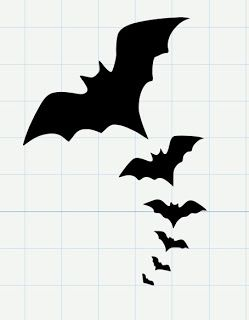 bats svg #707, Download drawings
