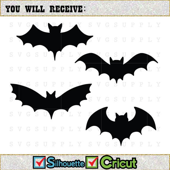 bats svg #724, Download drawings