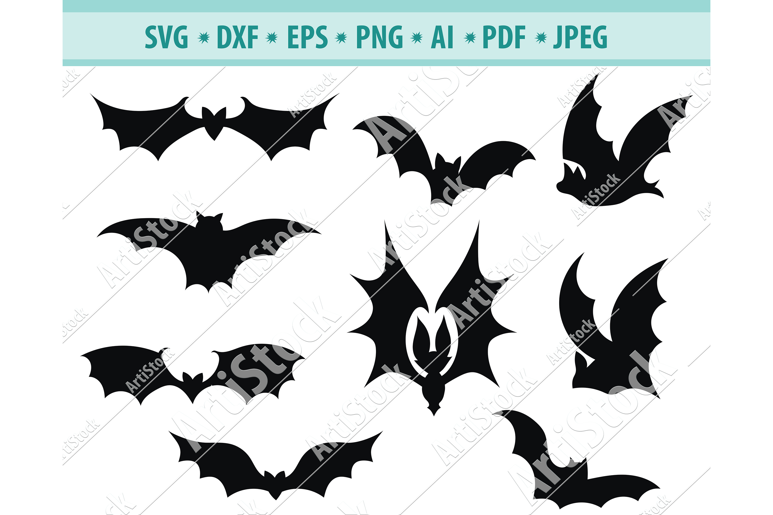 bats svg #715, Download drawings