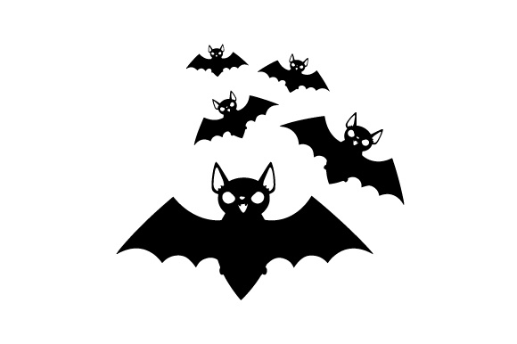 bats svg #721, Download drawings