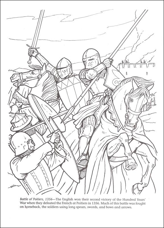 Battle coloring #9, Download drawings