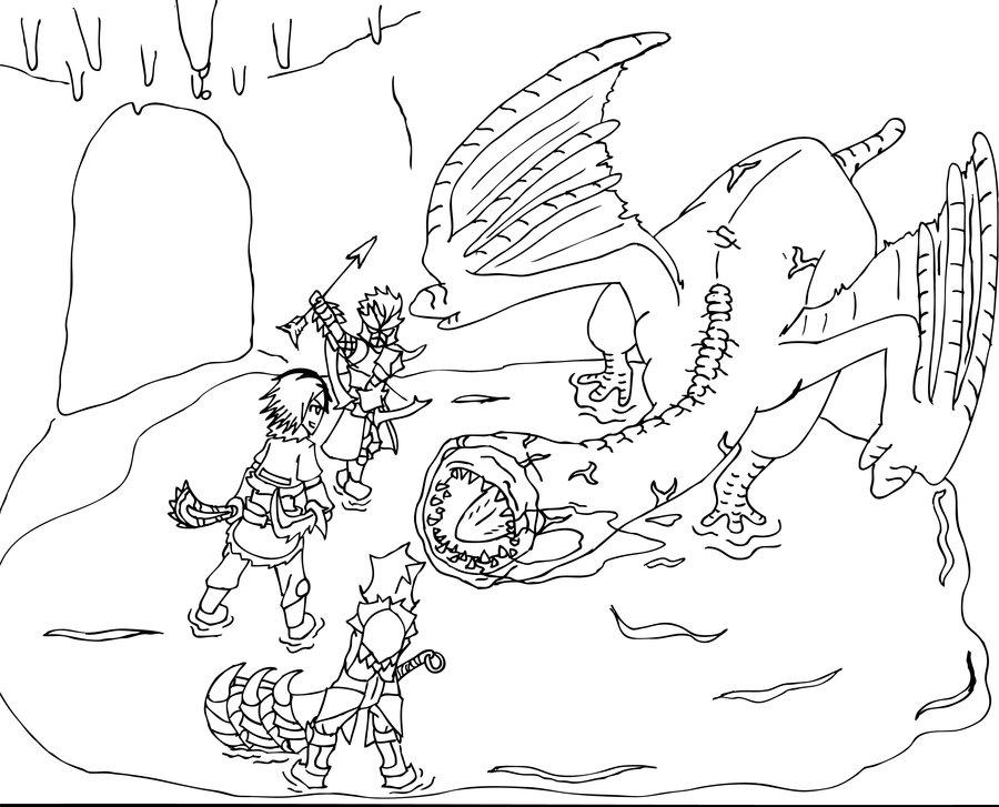 Battle coloring #4, Download drawings