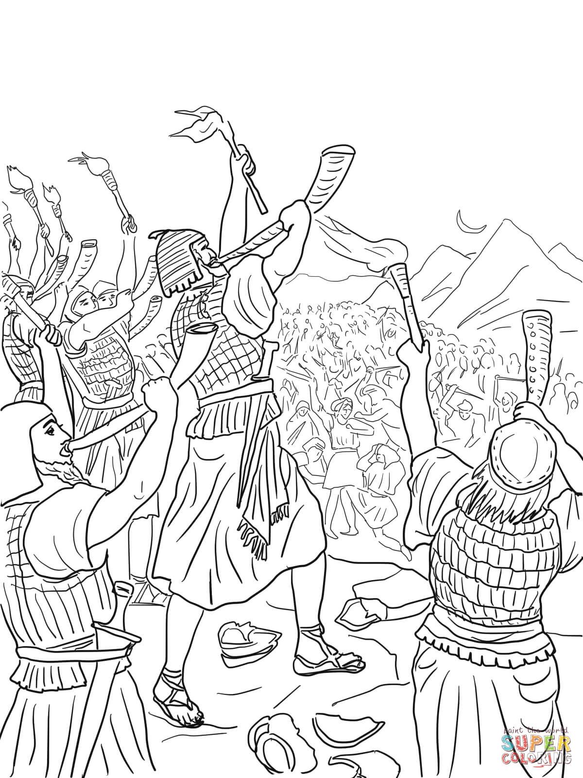 Battle coloring #7, Download drawings