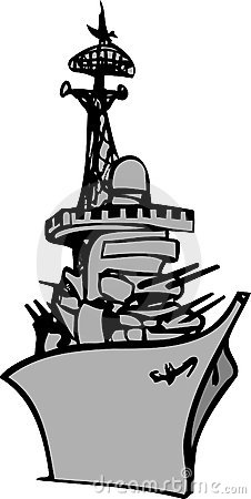 Battleship clipart #5, Download drawings