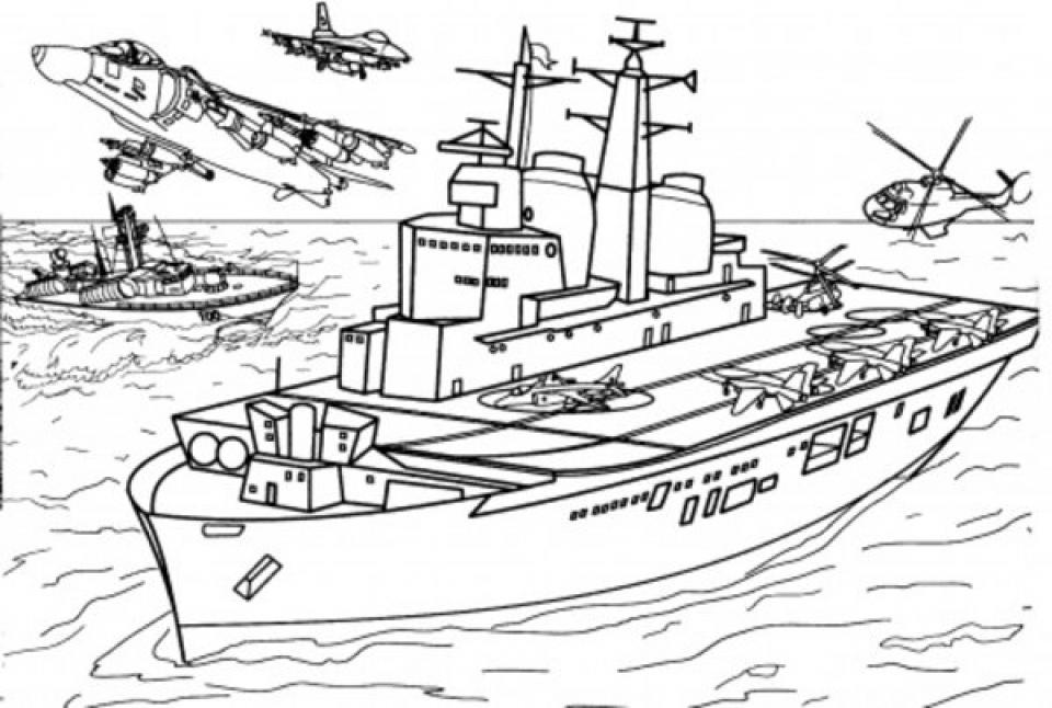 Military coloring #3, Download drawings