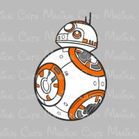 bb8 svg #884, Download drawings