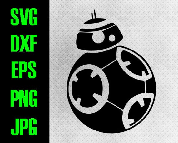 bb8 svg #882, Download drawings