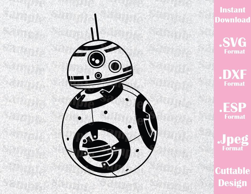 bb8 svg #879, Download drawings