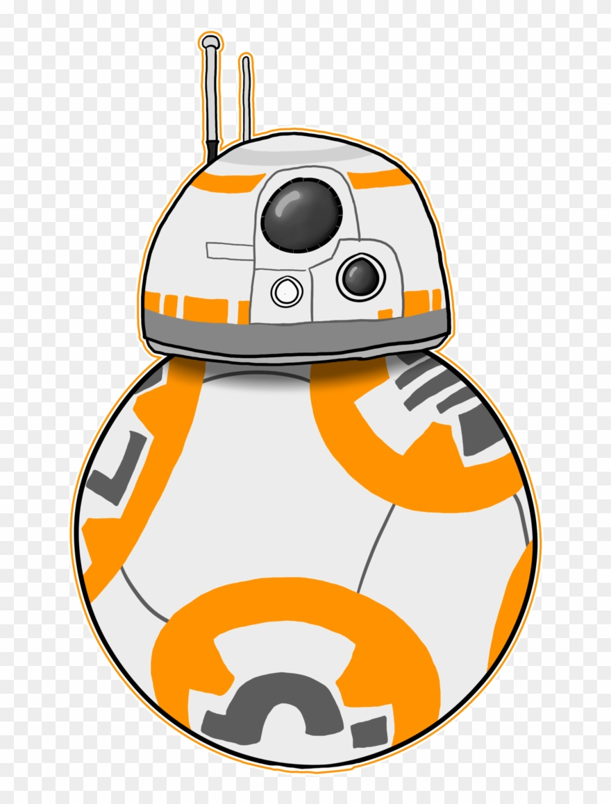 bb8 svg #867, Download drawings