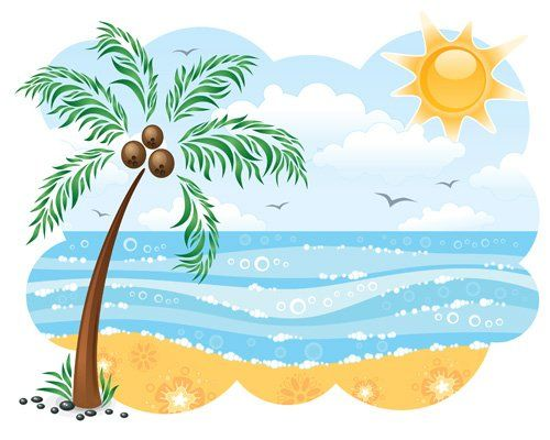 Beach clipart #19, Download drawings